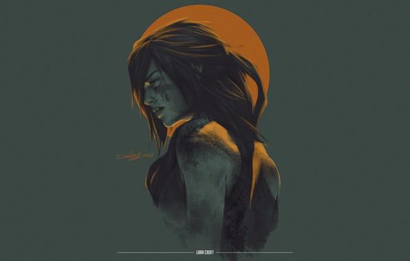 Picture Tomb Raider, Art, Lara Croft, Illustration, Concept Art, Game Art, Deborah Illanes, Shadow of The …