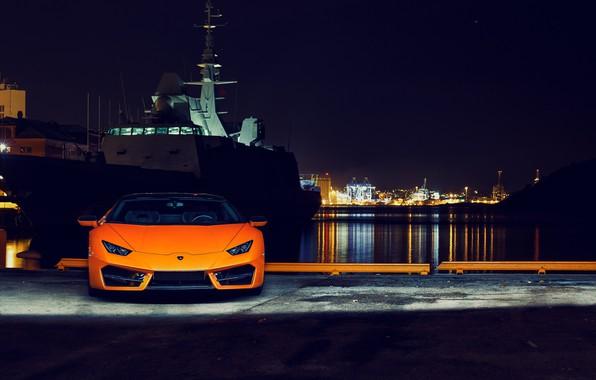 Picture Lamborghini, Huracan, 2016, LP 580-2