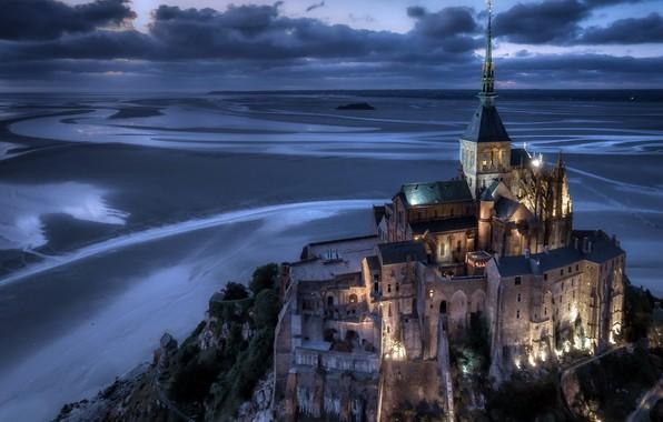 Picture France, Normandy, The Mont-Saint-Michel, Avranches