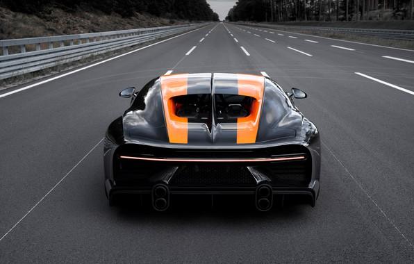 Picture asphalt, Bugatti, track, hypercar, Chiron, Super Sport 300+