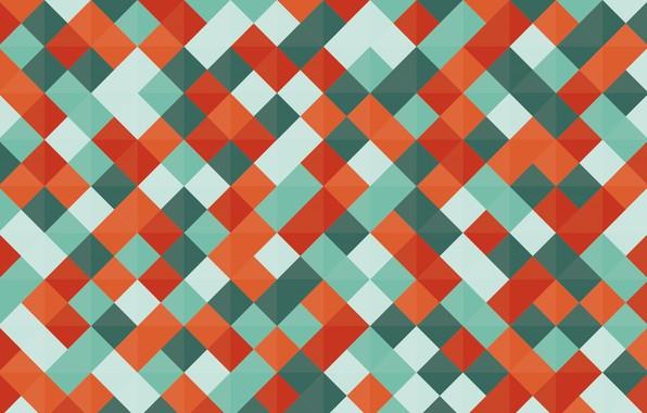 Picture color, line, graphics, vector, texture, squares, geometry