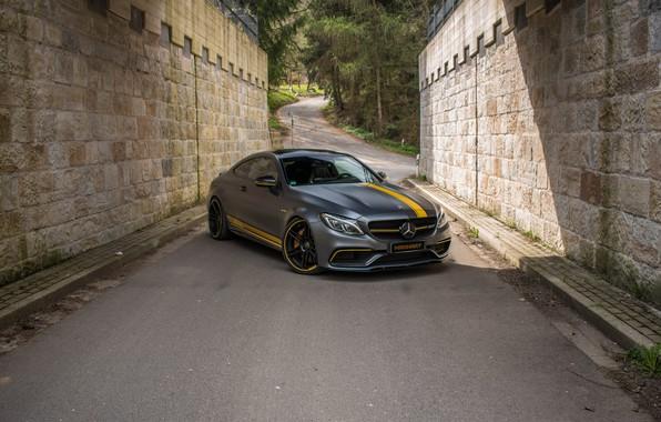 Picture Mercedes-Benz, AMG, C63, Manhart, Edition 1, 2017, C205, CR 700
