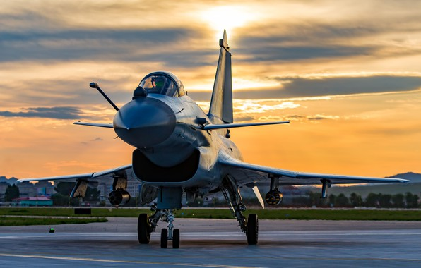Picture fighter, Jet, airplane, china, J-10