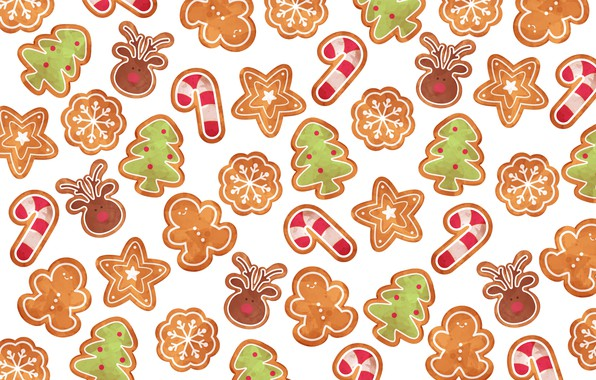 Picture decoration, background, pattern, New Year, Christmas, Christmas, winter, background, pattern, New Year, decoration, xmas, Merry