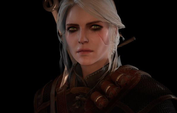 Picture The Witcher 3 Wild Hunt, The Witcher 3 Wild Hunt, CRIS, Cirilla Fiona Elen Riannon, …