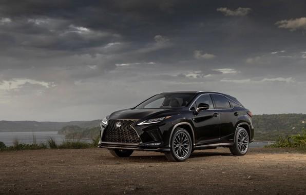 Picture auto, photo, Lexus, 2020, 450h F SPORT