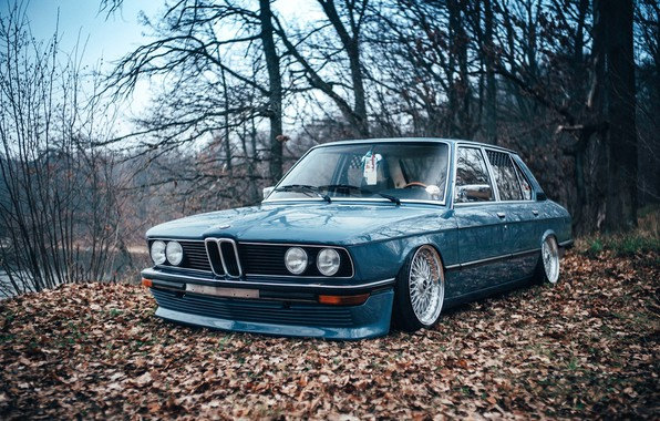 Picture BMW, E12, 5-Series, 518, OLD SHCOOL