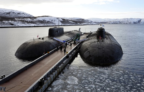 """Picture Navy, Subs, Submarines, Nuclear submarine """"Smolensk"""" project 949A, Nuclear Submarines, Nuclear submarine """"Voronezh"""" project 949A …"""