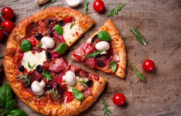 Picture Tomato, Pizza, Food
