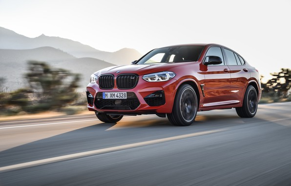 Picture machine, BMW, crossover, Competition, X4M, F98