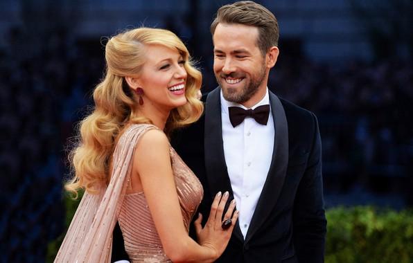 Picture dress, costume, Ryan Reynolds, Blake Lively