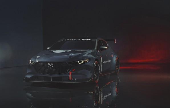 Picture Mazda, Mazda 3, 2020, TCR