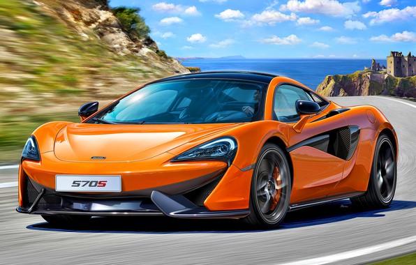 Picture McLaren, UK, car, Sports, 570S