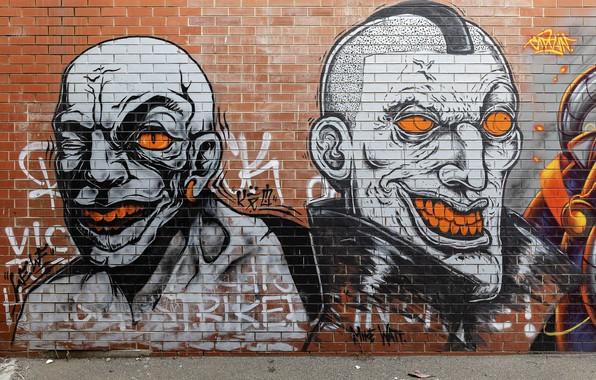 Picture Graffiti, Melbourne, Australia, Richmond, Street Art, Mike Watt