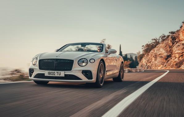 Picture Bentley, Convertible, Bentley Continental GT, 2019, Continental GT Convertible