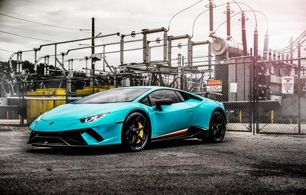 Picture Lamborghini, Performante, Huracan, Lamborghini Huracan Performance