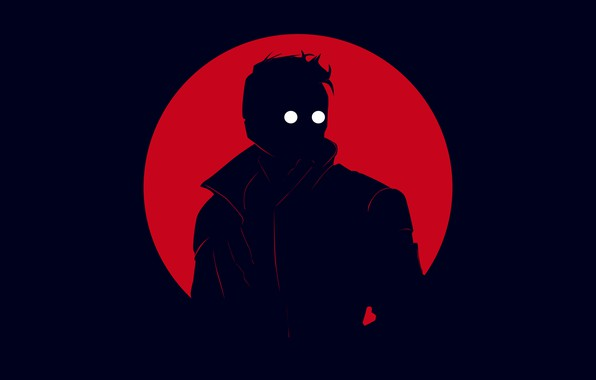 Picture figure, Marvel, Star Lord