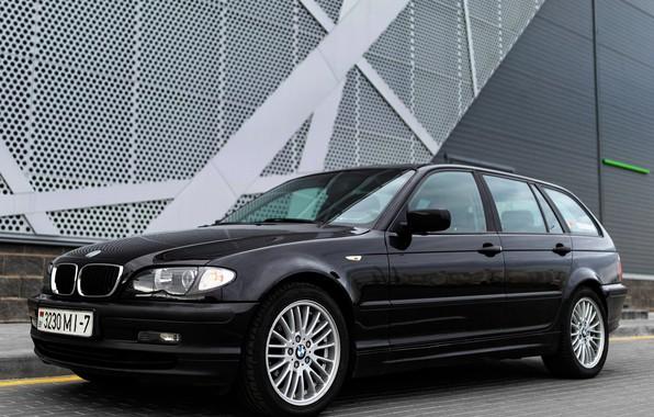 Picture BMW, E46, TOURING
