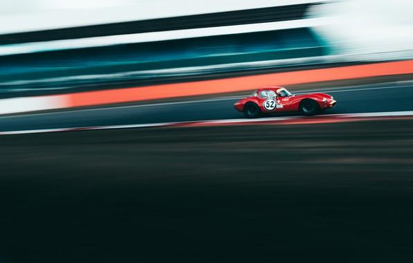 Photo wallpaper machine, race, sport, speed