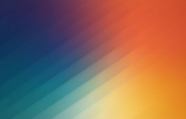 Picture strip, color, stripes, color