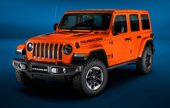 Picture 2018, Wrangler, Jeep, Unlimited, Rubicon