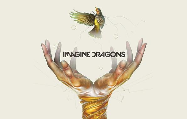 Picture Yellow, Music, Bird, Hands, Bird, Wings, Music, Yellow, Group, Bird, Hands, Wings, Imagine Dragons, Indie …