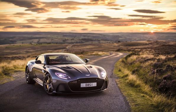 Picture Aston Martin, DBS, Superleggera