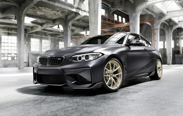 Picture BMW, the room, 2018, F87, M2, M2 M Performance Parts Concept