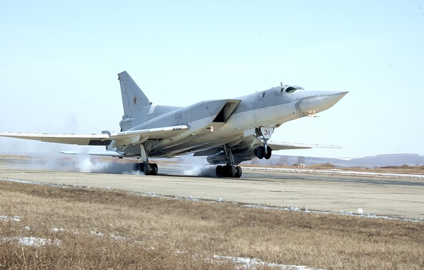 Picture Bomber, The plane, The Russian air force, Tu-22M3