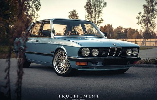 Picture BMW, E28, 5-Series
