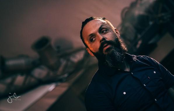 Picture photo, Justin Furstenfeld, Blue October
