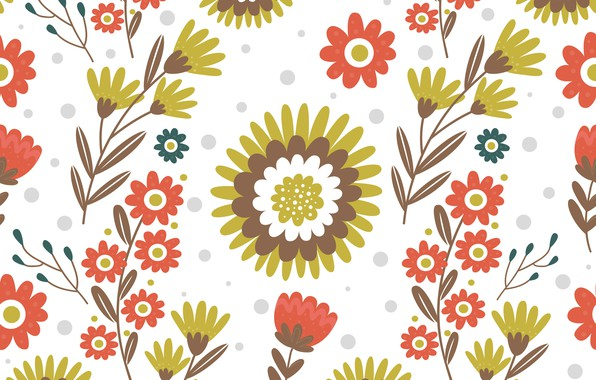 Picture flowers, background, flower, textura