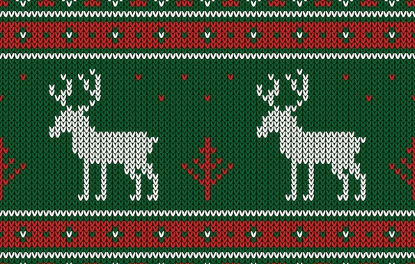 Picture winter, background, pattern, colorful, Christmas, Christmas, winter, background, pattern, knitted, knitted, seamles