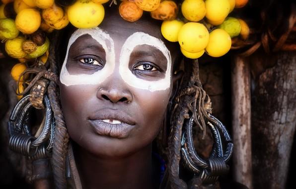 Picture style, portrait, ethiopia