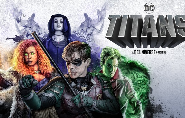Picture look, the series, Movies, the main actors, The titans, Titans