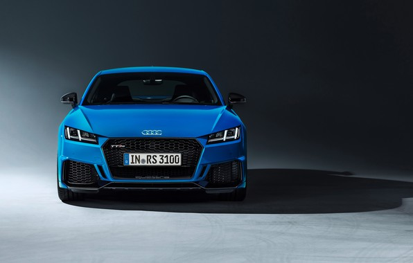Picture machine, design, style, Audi, lights, coupe, TT RS, 2020