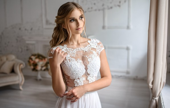 Picture girl, dress, beauty, the bride, Igor Kondakov, Igor Kondukov