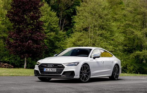 Picture Audi, Audi A7, the five-door, Sportback, 2019, S7 Sportback