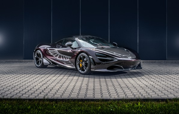 Picture McLaren, supercar, 2018, Manhart, 720S, Carlex Design