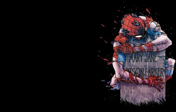 Picture comics, spider man, Peter Parker, One More Day