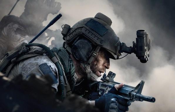 Wallpaper Call Of Duty Cod Modern Warfare Activision