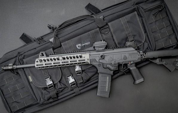 Picture weapons, Machine, Gun, weapon, custom, Custom, Assault rifle, Assault Rifle, Galil, Galil