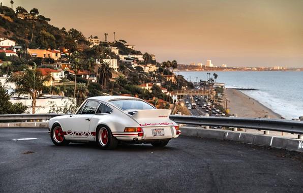 Picture Porsche 911, Touring, Sportcar, Carrera RS