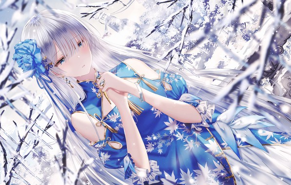 Picture girl, anime, Fate / Grand Order, Fate stay Night