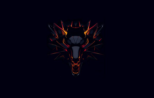 Picture The Witcher, Witcher, Magma wolf