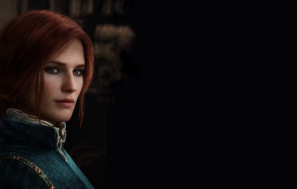 Picture Triss Merigold, Triss Merigold, The Witcher 3 Wild Hunt, The Witcher 3 Wild Hunt, Triss, …