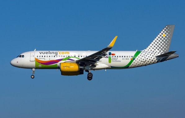 Picture Airbus, Vueling Airlines, A320-200S