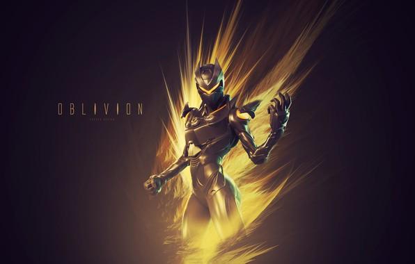 Picture Oblivion, Epic Games, Fortnite