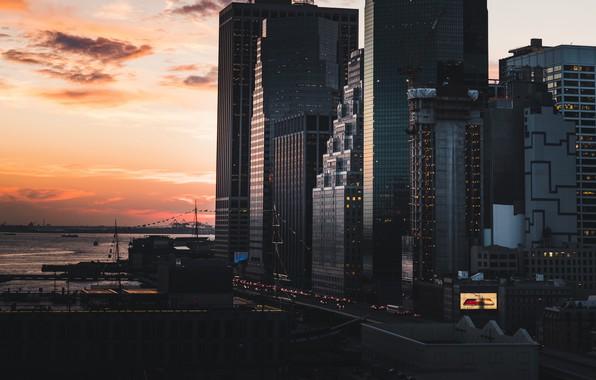 Picture the city, City, USA, USA, New York, Manhattan