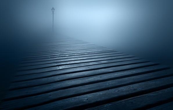 Picture fog, lantern, fog, lantern, flooring, flooring, Luke Rebustini